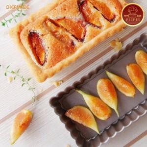 Harga cetakan roti rectangular mini cake pan chefmade   | HARGALOKA.COM