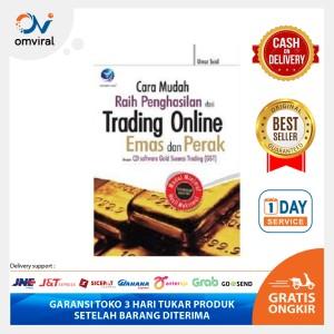 Harga cara mudah raih penghasilan dari trading online emas dan perak | HARGALOKA.COM