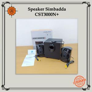 Harga speaker simbadda cst3000n   HARGALOKA.COM