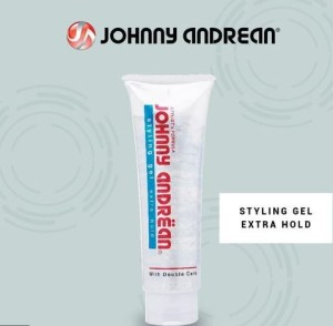 Harga minyak rambut tahan lama mudah tata johnny andrean styling gel   HARGALOKA.COM