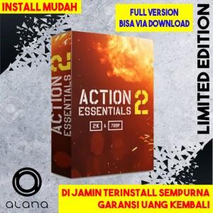 Harga garansi video copilot action essential 2   full   HARGALOKA.COM