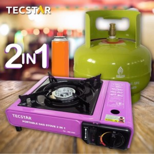 Harga progas kompo gas portable 2 fungsi gas kaleng dan tabung gas   | HARGALOKA.COM