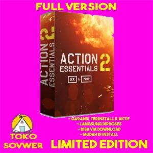 Harga video copilot action essential 2 full version aktif   HARGALOKA.COM
