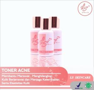 Harga ls skincare face toner acne bpom untuk kulit | HARGALOKA.COM