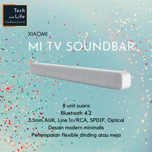 Harga xiaomi mi tv soundbar wired wireless bluetooth hifi | HARGALOKA.COM