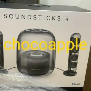 Harga harman kardon soundstick 4 speaker bluetooth wireless sound stick | HARGALOKA.COM