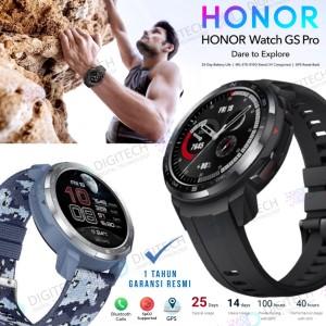 Harga honor gs pro smartwatch amoled gps bluetooth call garansi resmi   camo | HARGALOKA.COM