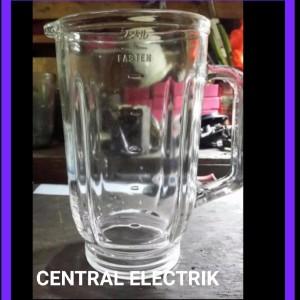 Harga gelas blender miyako kaca   bisa untuk merk sanex national niko | HARGALOKA.COM