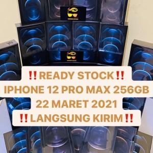 Harga iphone 12 pro max 256gb bnib 100 original garansi resmi 1 thn murah   pasific | HARGALOKA.COM