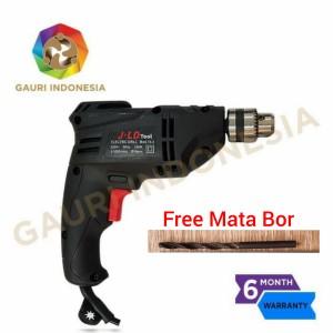 Harga mesin bor tangan j10 3 electric hand drill size 10 mm power | HARGALOKA.COM