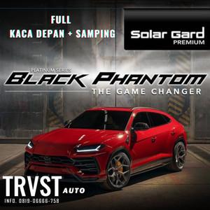 Harga kaca film solargard premium black phantom full body all tipe mobil   depan | HARGALOKA.COM