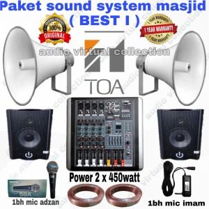 Harga paket sound system 39 masjid best i | HARGALOKA.COM
