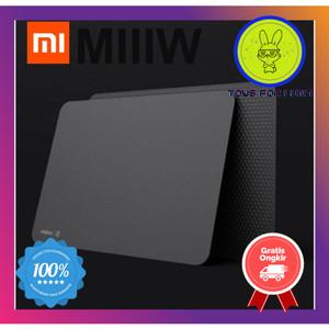 Harga miiiw mouse pad gaming e sport series mwgp01 black merk   HARGALOKA.COM