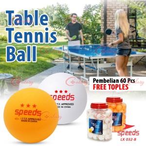 Harga Bola Pimpong Blue Shield 101 Bola Tennis Meja Isi 6 Bola Katalog.or.id