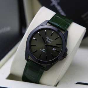 Harga jam tangan alexandre christie ac 1023 1023md black green | HARGALOKA.COM