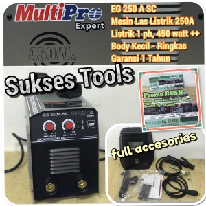 Harga mesin las listrik multipro eg 250 a sc travo trafo las 250 a 1   HARGALOKA.COM