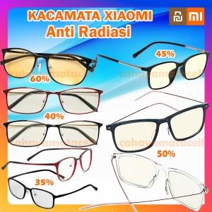 Harga xiaomi glasses kacamata anti radiasi kaca mata blue light uv 100   mijia filter   HARGALOKA.COM