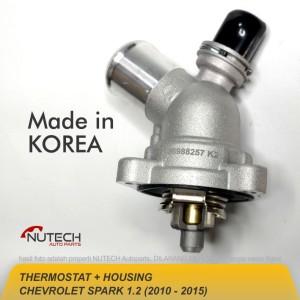 Harga thermostat dan housing termostat chevrolet spark 1 2 1200 | HARGALOKA.COM