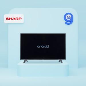 Harga sharp led tv android 4k uhd 60ck1x 4t c60ck1x 4tc60ck1x | HARGALOKA.COM