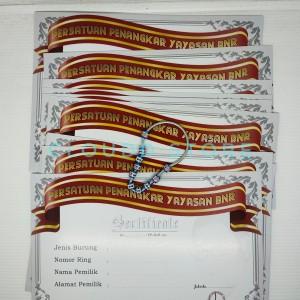Harga ring bnr murai batu dan sertifikat yayasan | HARGALOKA.COM