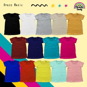 Harga dress basic bayi dan anak   mustard | HARGALOKA.COM