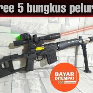 Harga mainan tembakan sniper cobra m806 mainan tembakan kokang cobra | HARGALOKA.COM
