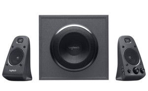 Harga logitech z625 2 1 thx certified multimedia speakers system | HARGALOKA.COM