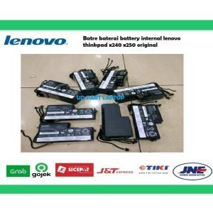 Harga batre baterai battery internal lenovo thinkpad x240 x250 | HARGALOKA.COM