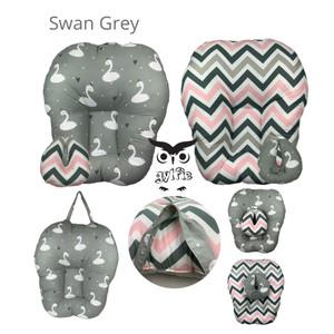 Harga sofa bayi multifungsi bantal dot bisa jadi kasur alas tidur bayi   swan   HARGALOKA.COM