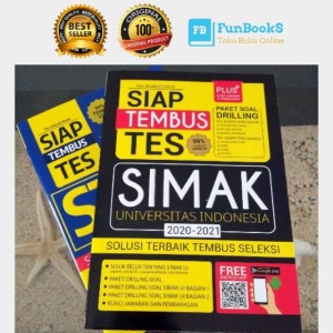 Harga buku tes simak ui universitas indonesia by | HARGALOKA.COM