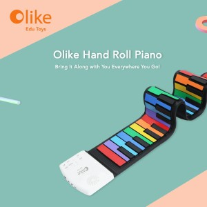 Harga olike hand roll piano   HARGALOKA.COM