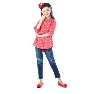 Harga kids icon   blouse muslim anak perempuan curly 04 14 th   lyb00200210   10 | HARGALOKA.COM