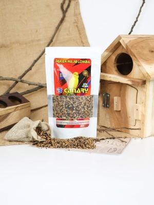 Harga pakan burung canary biji   wajib lomba   ib jaya   makanan | HARGALOKA.COM