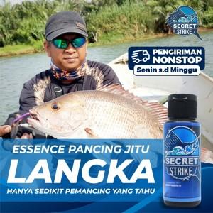 Harga secret strike   minyak ikan hiu tikus   rahasia umpan pancing | HARGALOKA.COM