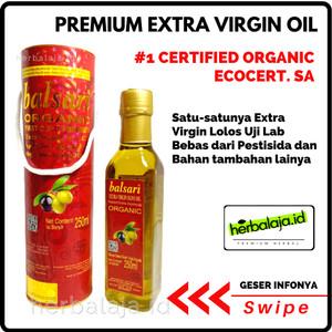 Harga minyak zaitun extra virgin asli murni 250ml untuk rambut wajah | HARGALOKA.COM