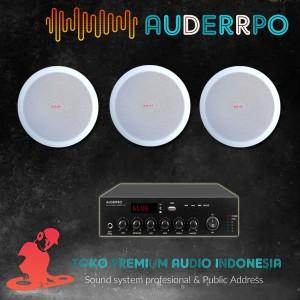 Harga paket sound system restoran   cafe speaker ceiling pro 20 super | HARGALOKA.COM