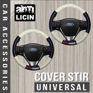 Harga sarung setir cover setir mobil honda brio agya anti licin | HARGALOKA.COM