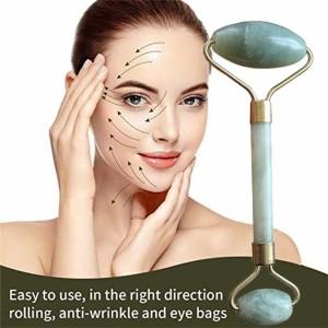 Harga jade stick roller batu giok alat pijat wajah skincare tool   HARGALOKA.COM