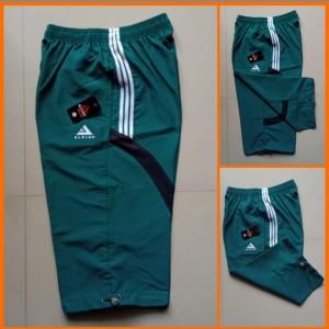 Harga celana sontok olahraga running al077   hijau botol | HARGALOKA.COM
