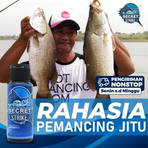 Harga 10 secret strike essen umpan pancing ikan mas laut mancing joran | HARGALOKA.COM