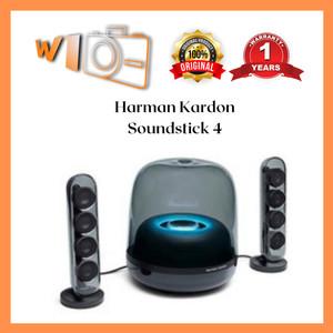 Harga harman kardon soundsticks 4 stereo bluetooth speaker | HARGALOKA.COM
