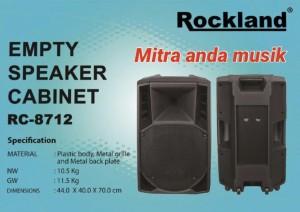 Harga box speaker 12 34 profesional rc8712 kwalitas | HARGALOKA.COM