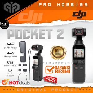 Harga dji osmo pocket 2 5k gimbal handheld stabilizer action cam   HARGALOKA.COM