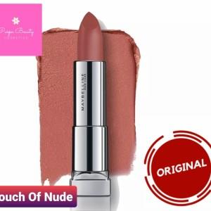 Harga maybelline color sensational powder mattes lipstick   touch of | HARGALOKA.COM