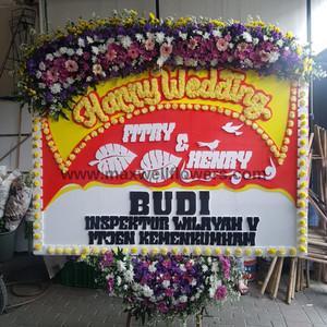 Harga bunga papan sultan wedding pembukaan toko turut berduka | HARGALOKA.COM