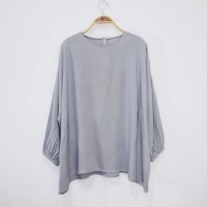 Harga ziva blouse katun blouse wanita katun atasan wanita lengan panjang   | HARGALOKA.COM