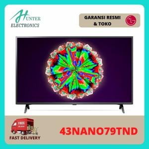 Harga smart tv lg 4k 43nano79tnd 43 inch 43nano79 43nano magic   HARGALOKA.COM
