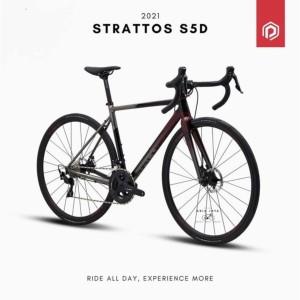 Harga polygon strattos s5 disc size m | HARGALOKA.COM