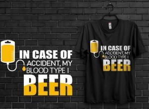 Harga t shirt pria liquor dna   hitam | HARGALOKA.COM