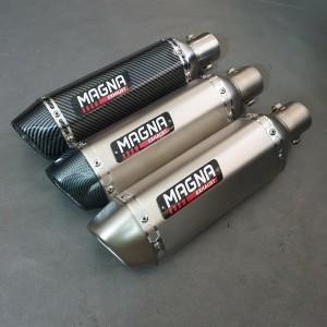 Harga magna exhaust standard type 2 knalpot murah import impor taiwan     HARGALOKA.COM